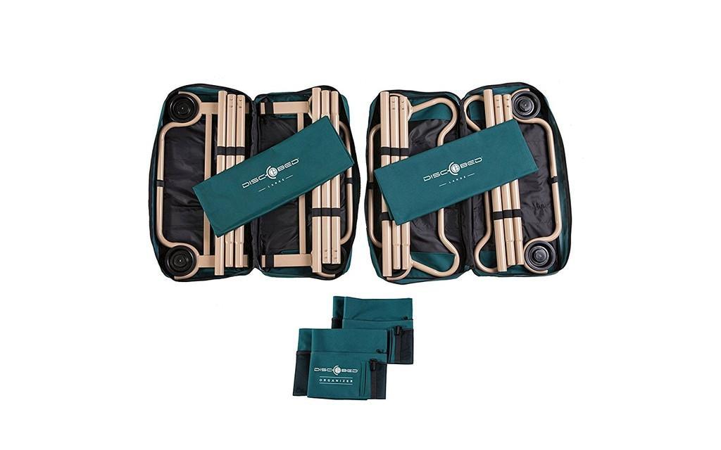 Disc O Bed Cam O Bunk Mit Seitentaschen