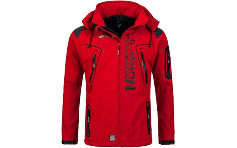 Geographical Norway Softshell Seemannsjacke