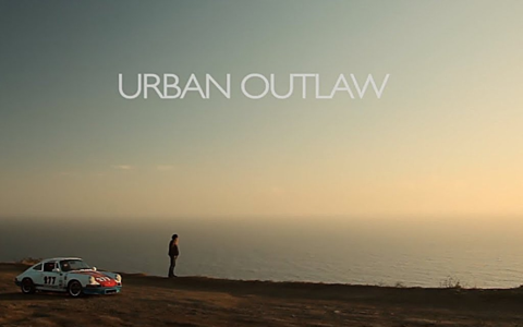 Urban Outlaw - Rebel Porsche