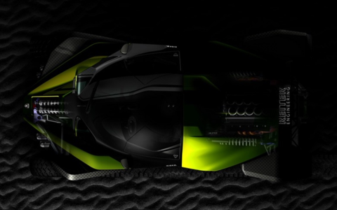 GO NEW WAYS! XYMERA - Offroad Supercar