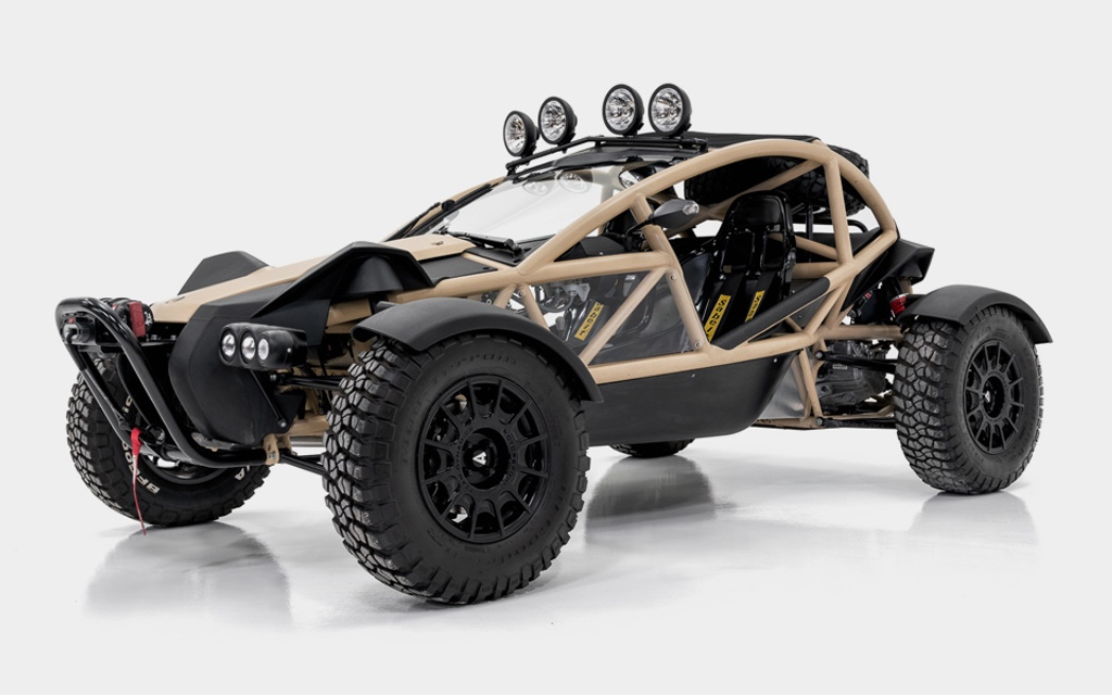 Tactical Offroad Buggy