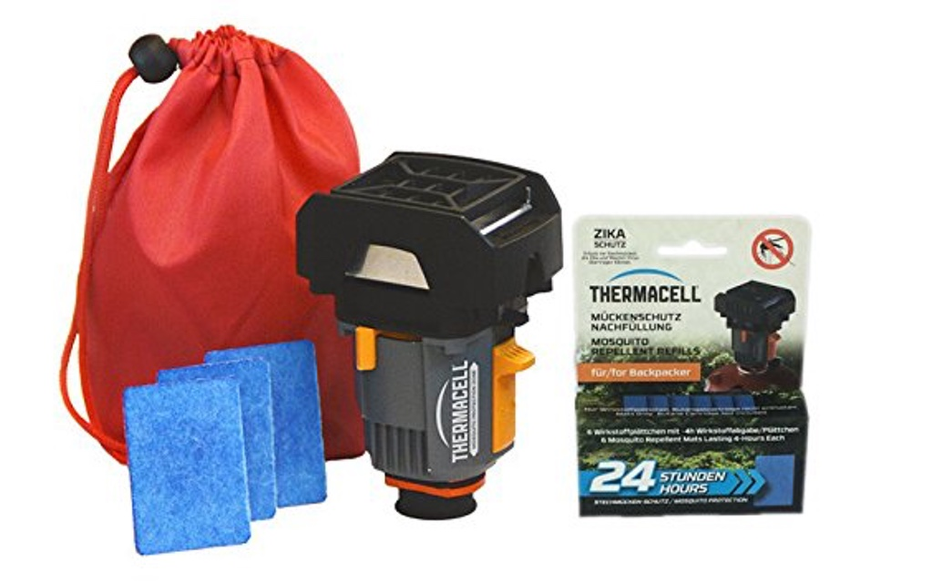 THERMACELL Backpacker mit Nachfüllpack