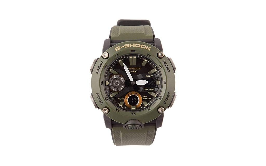 Casio G-SHOCK GA-2000 Watch Military Image 1 from 1