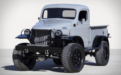 "1941 Military Power Wagon ""Full Metal Jacket"""
