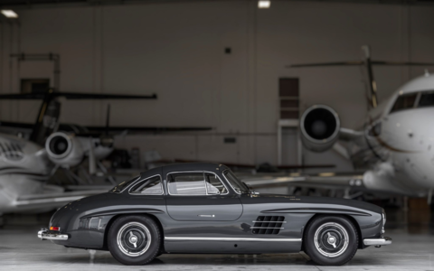 "1956 Mercedes-Benz 300SL ""Gullwing"""