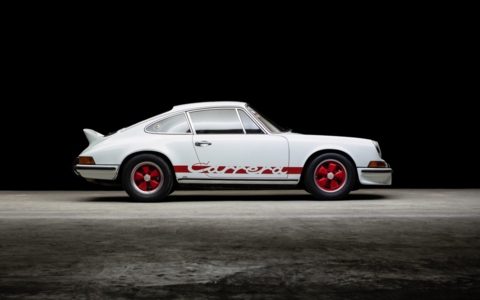1973 PORSCHE 911 CARRERA RS 2,7 TOURING