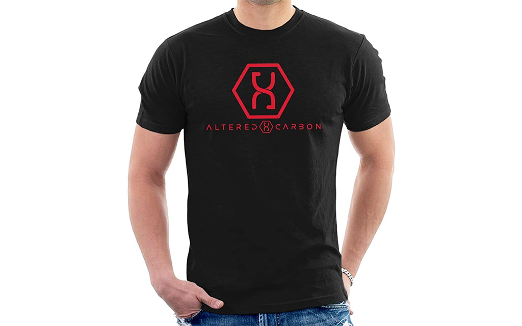 Altered Carbon Helix Logo T-Shirt