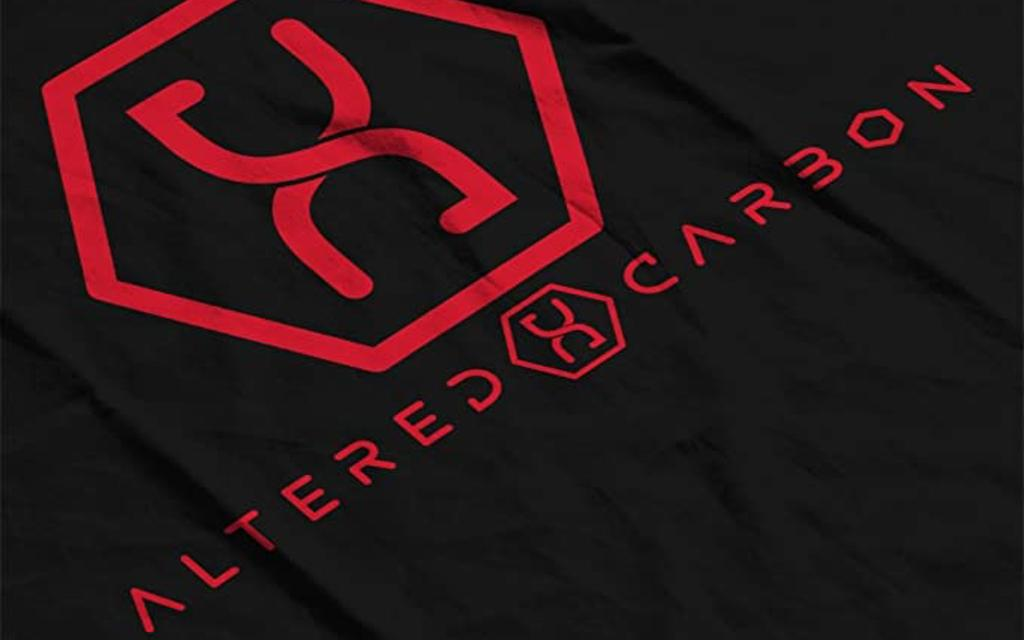 Altered Carbon Helix Logo T-Shirt Bild 1 von 3