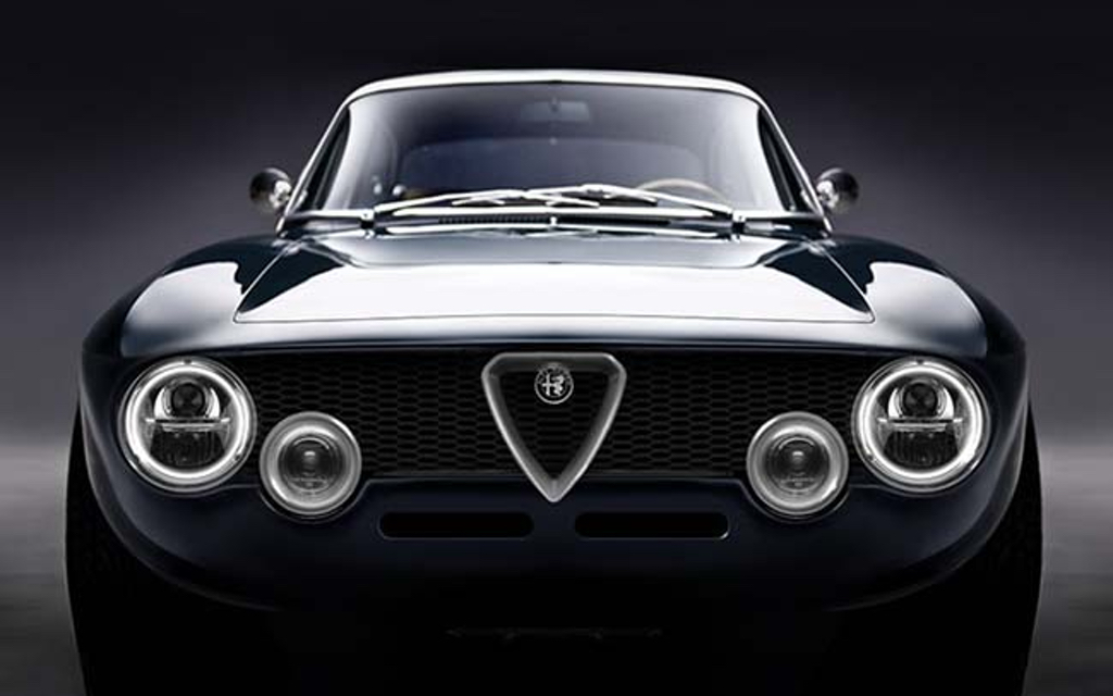 Alfa Romeo Giulia GT Electric Coupe Image 8 from 8