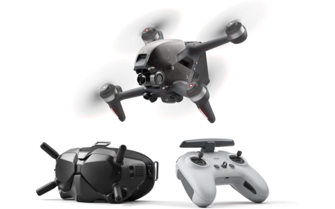 DJI FPV Combo - First-Person View Drohne Flycam Quadrocopter UAV
