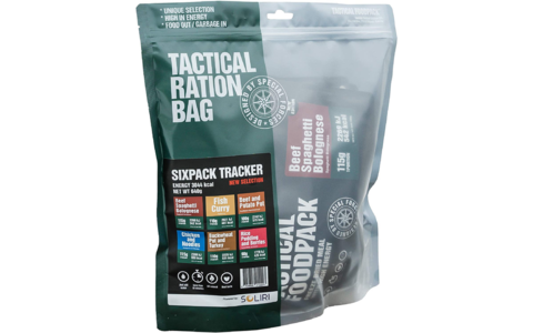 Tactical Foodpack - Tracker