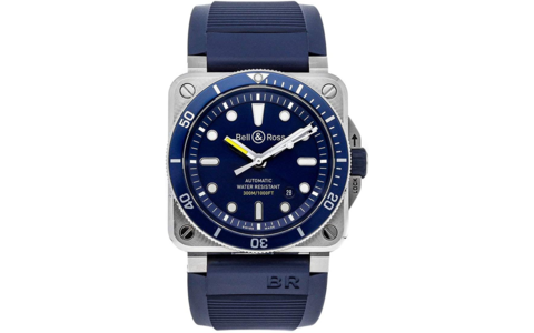 Bell & Ross Instruments DIVER BLUE